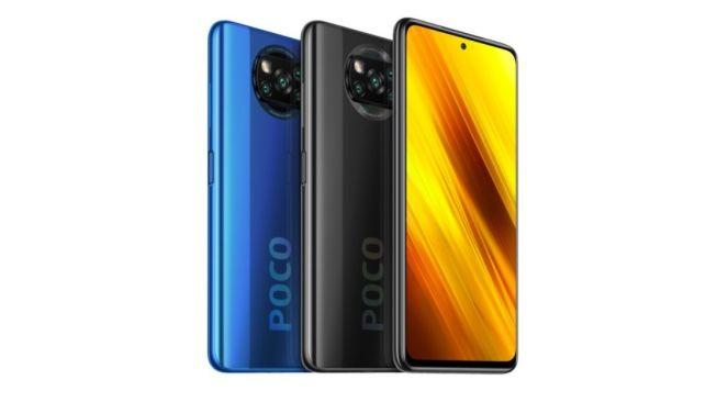 Melihat dalaman Poco X3 NFC
