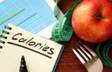 langkah hitung keperluan kalori