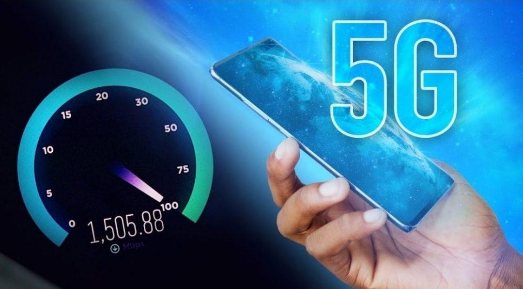 Kecepatan 5G di indonesia