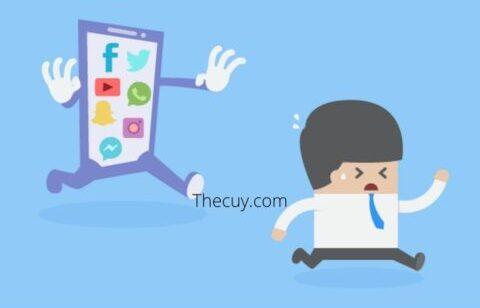Tips agar tidak kecanduan Sosial Media
