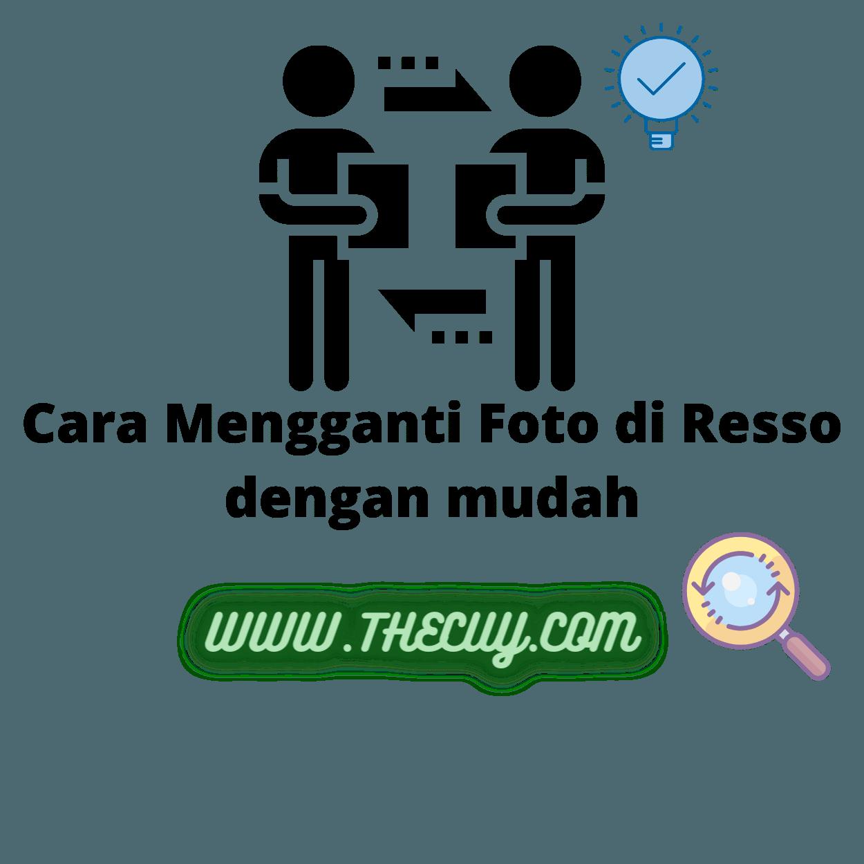Cara Mengganti Foto di Resso dengan mudah