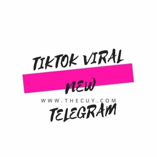 Tiktok Viral New Telegram