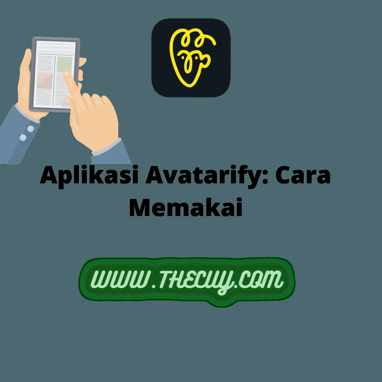 Aplikasi Avatarify: Cara Memakai