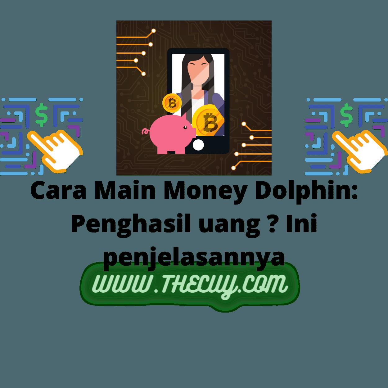 Cara Main Money Dolphin: Penghasil uang ? Ini penjelasannya