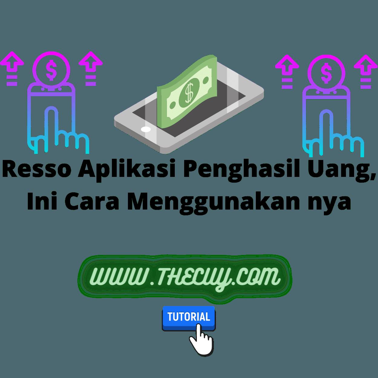 Resso Aplikasi Penghasil Uang Ini Cara Menggunakan Nya The Cuy