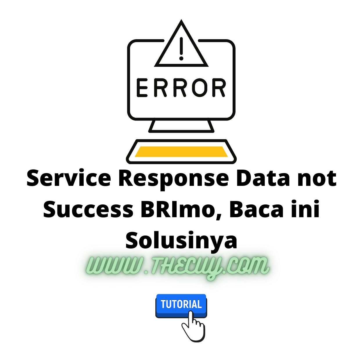 Service Response Data not Success BRImo, Baca ini Solusinya