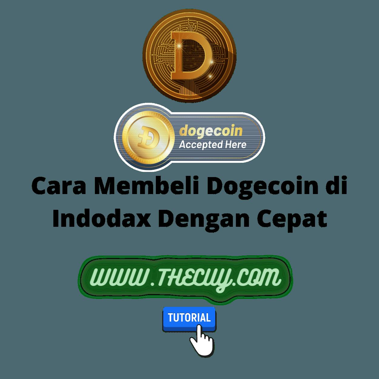 Cara Membeli Dogecoin di Indodax Dengan Cepat