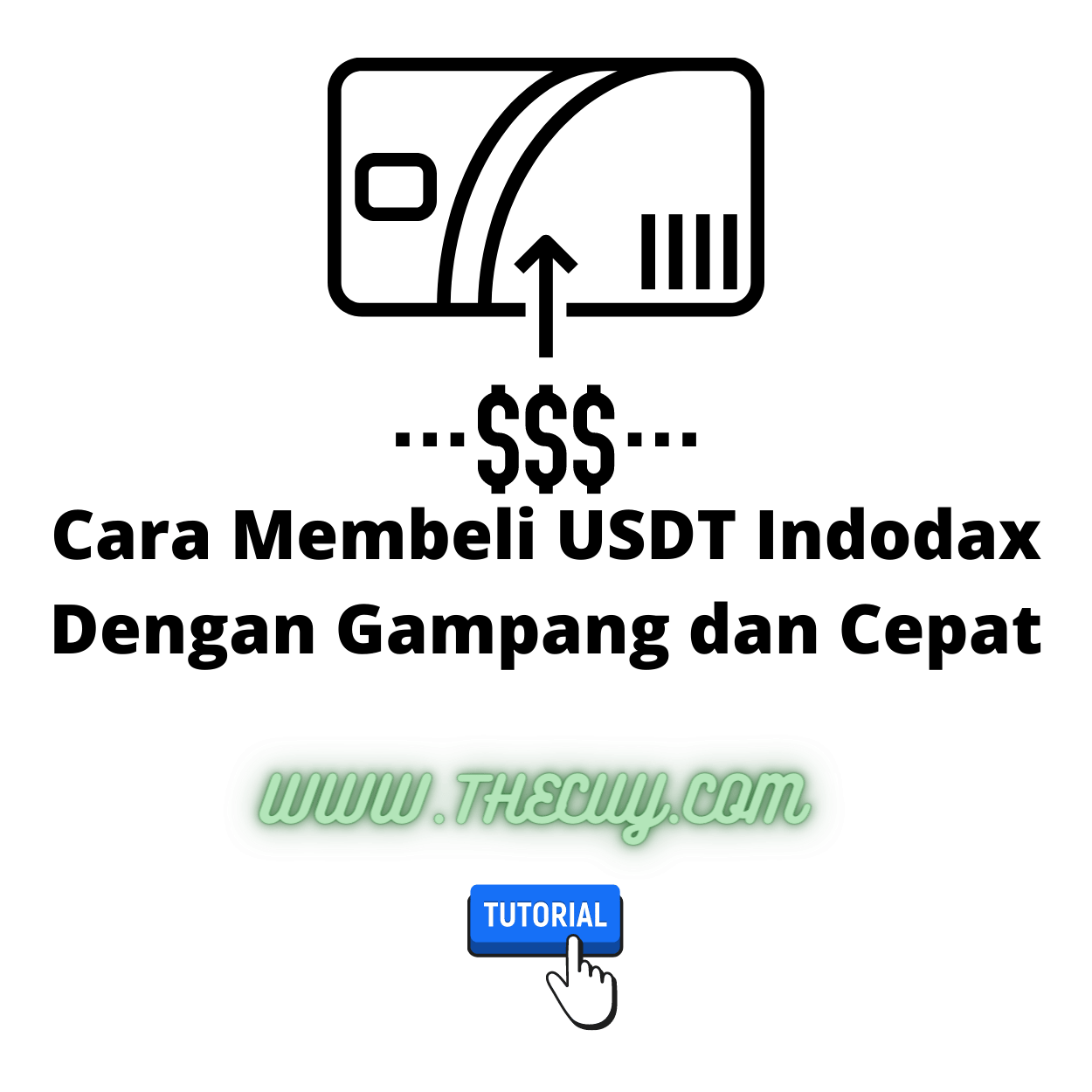 Cara Membeli USDT Indodax Dengan Gampang dan Cepat