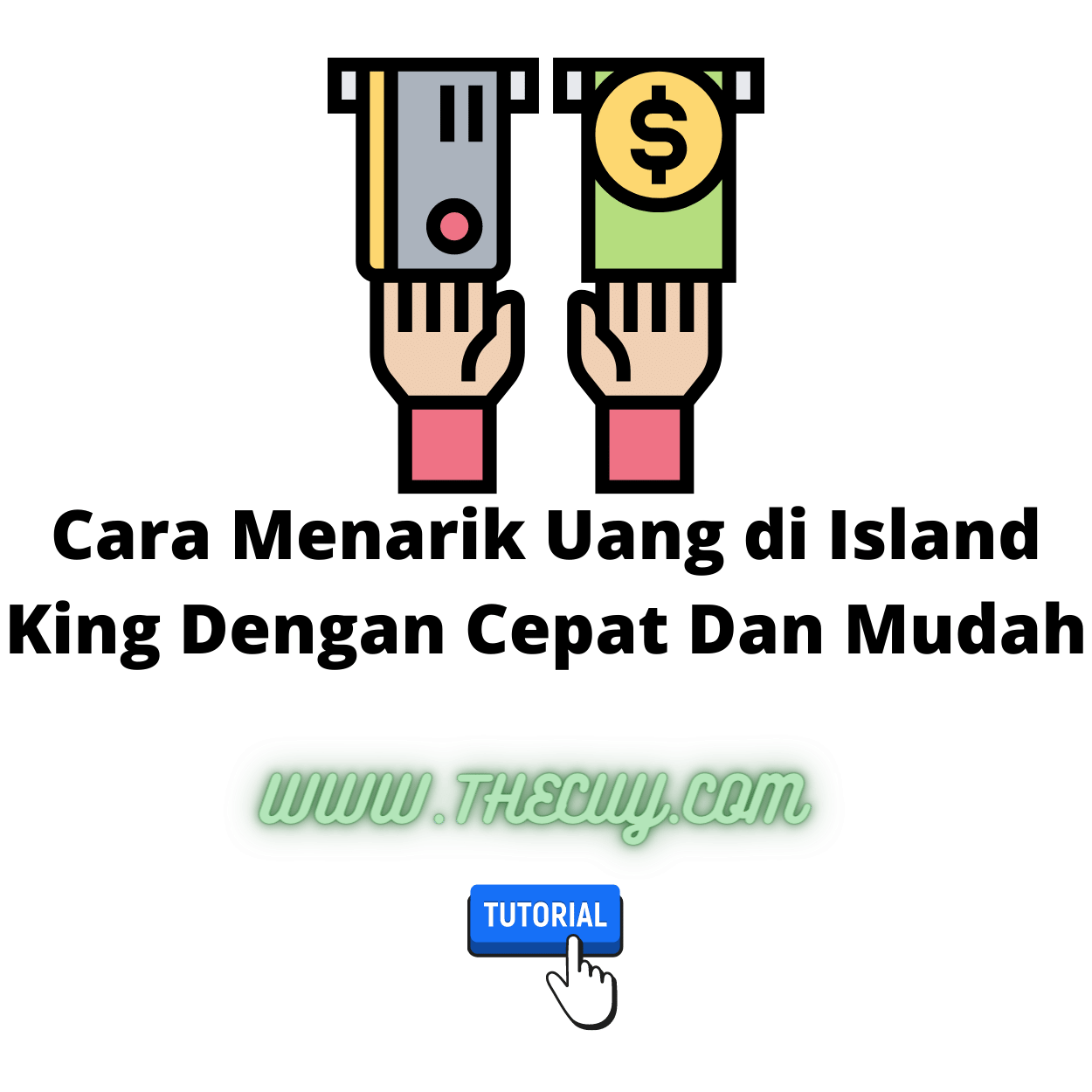 Cara Menarik Uang di Island King Dengan Cepat Dan Mudah