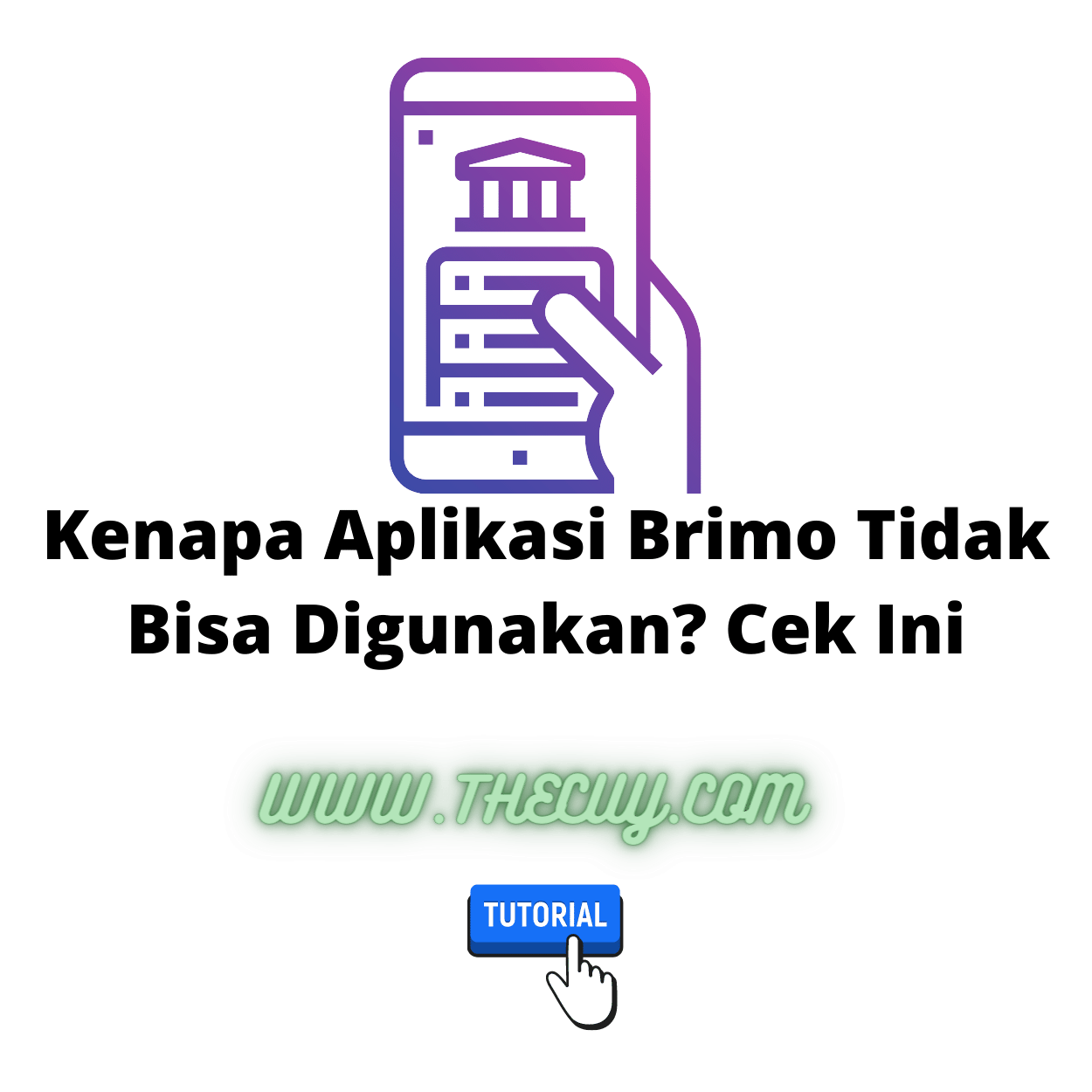 Kenapa Aplikasi Brimo Tidak Bisa Digunakan? Cek Ini