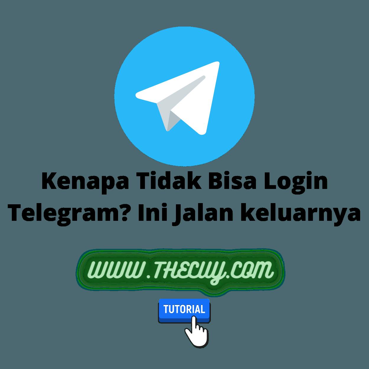 Kenapa Tidak Bisa Login Telegram? Ini Jalan keluarnya