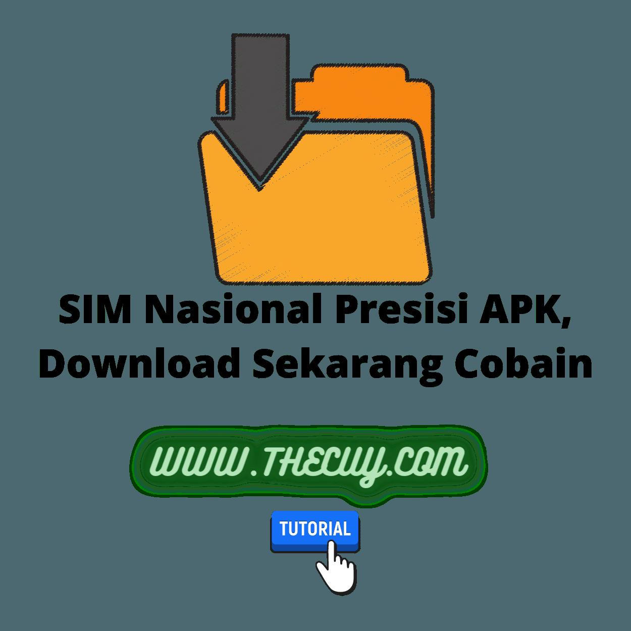 SIM Nasional Presisi APK, Download Sekarang Cobain