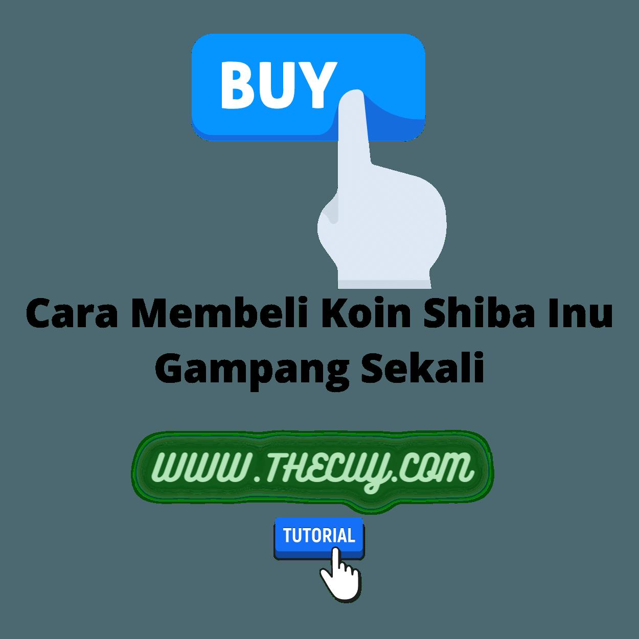Cara Membeli Koin Shiba Inu Gampang Sekali