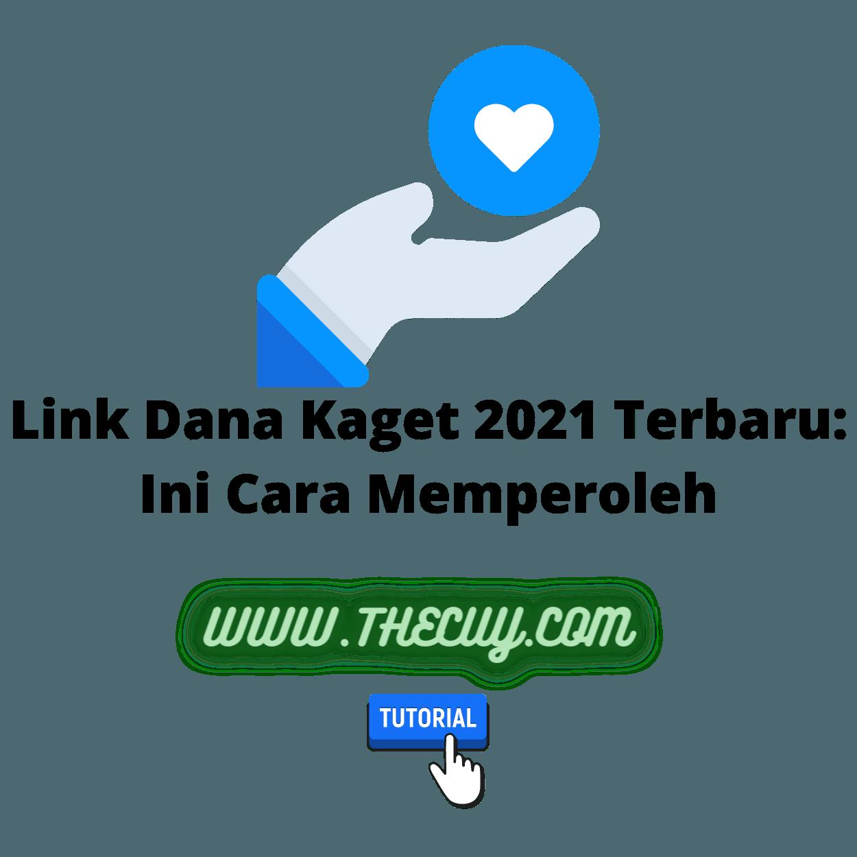 Link Dana Kaget 2021 Terbaru: Ini Cara Memperoleh