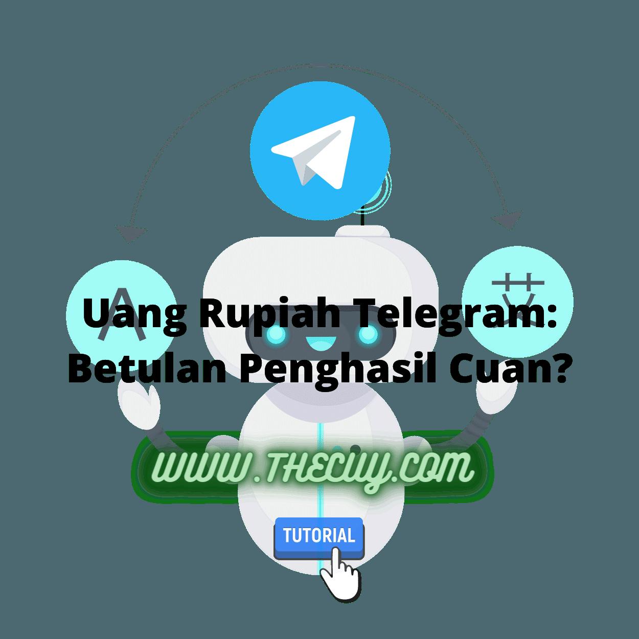 Uang Rupiah Telegram: Betulan Penghasil Cuan?