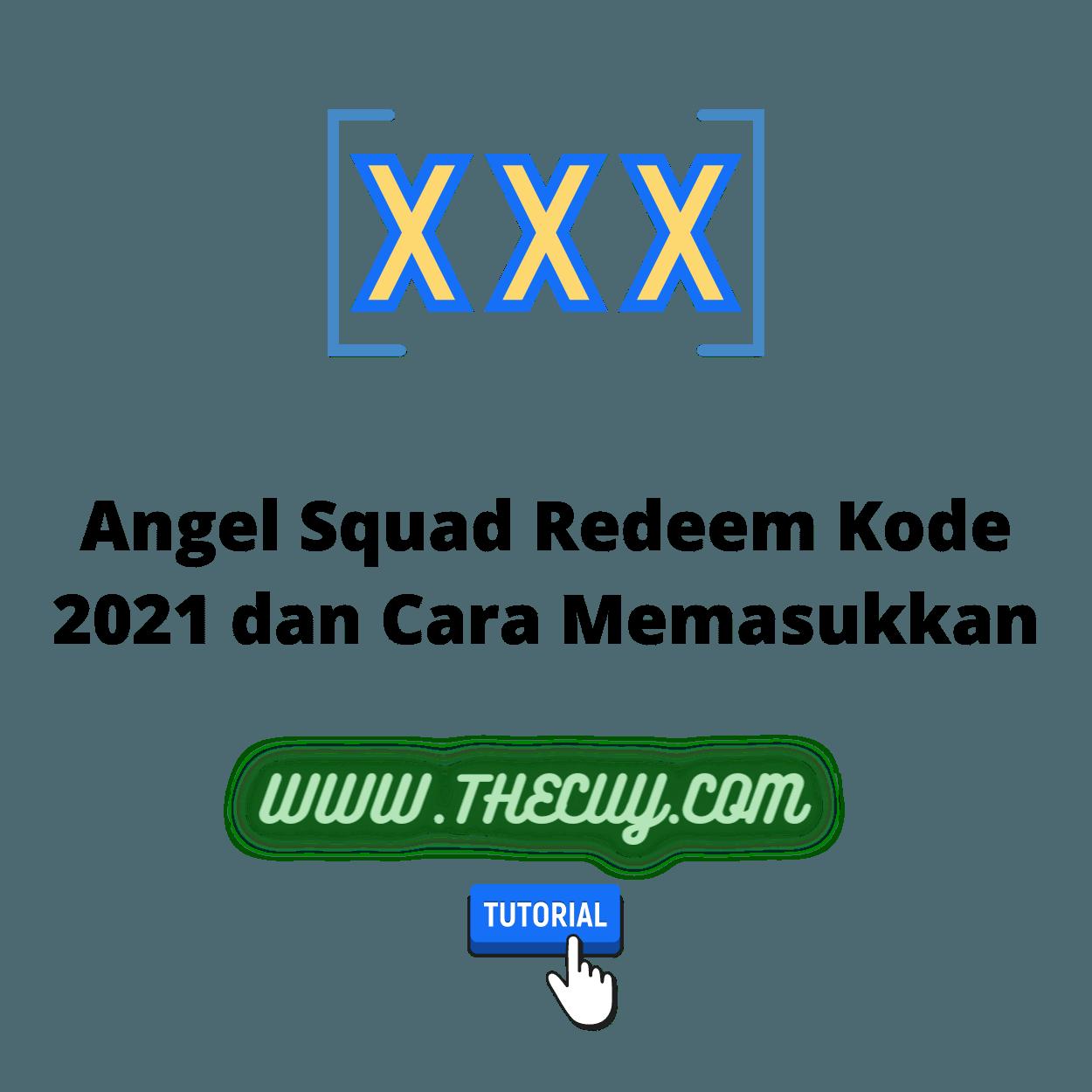 Angel Squad Redeem Kode 2021 dan Cara Memasukkan