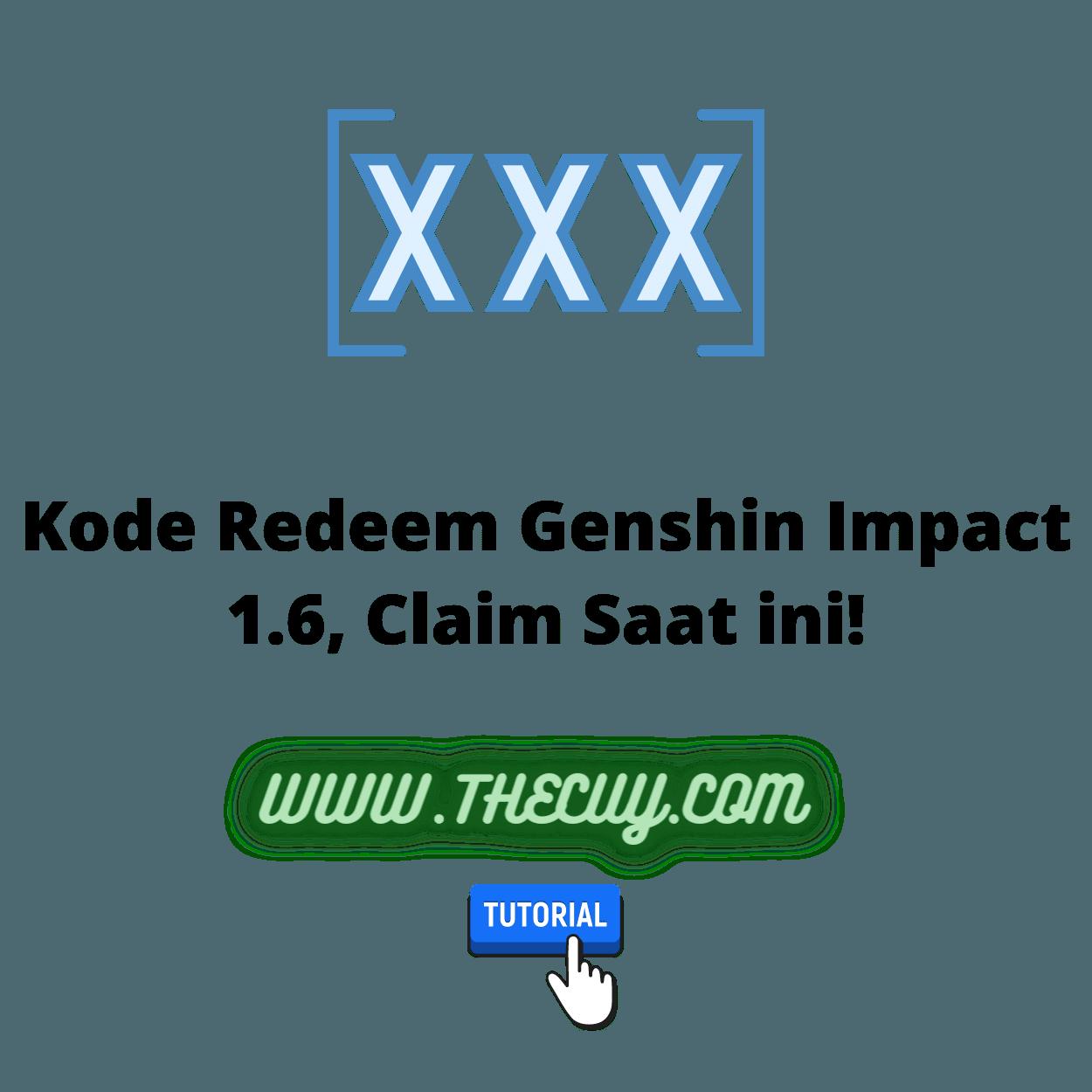 Kode Redeem Genshin Impact 1.6, Claim Saatini!