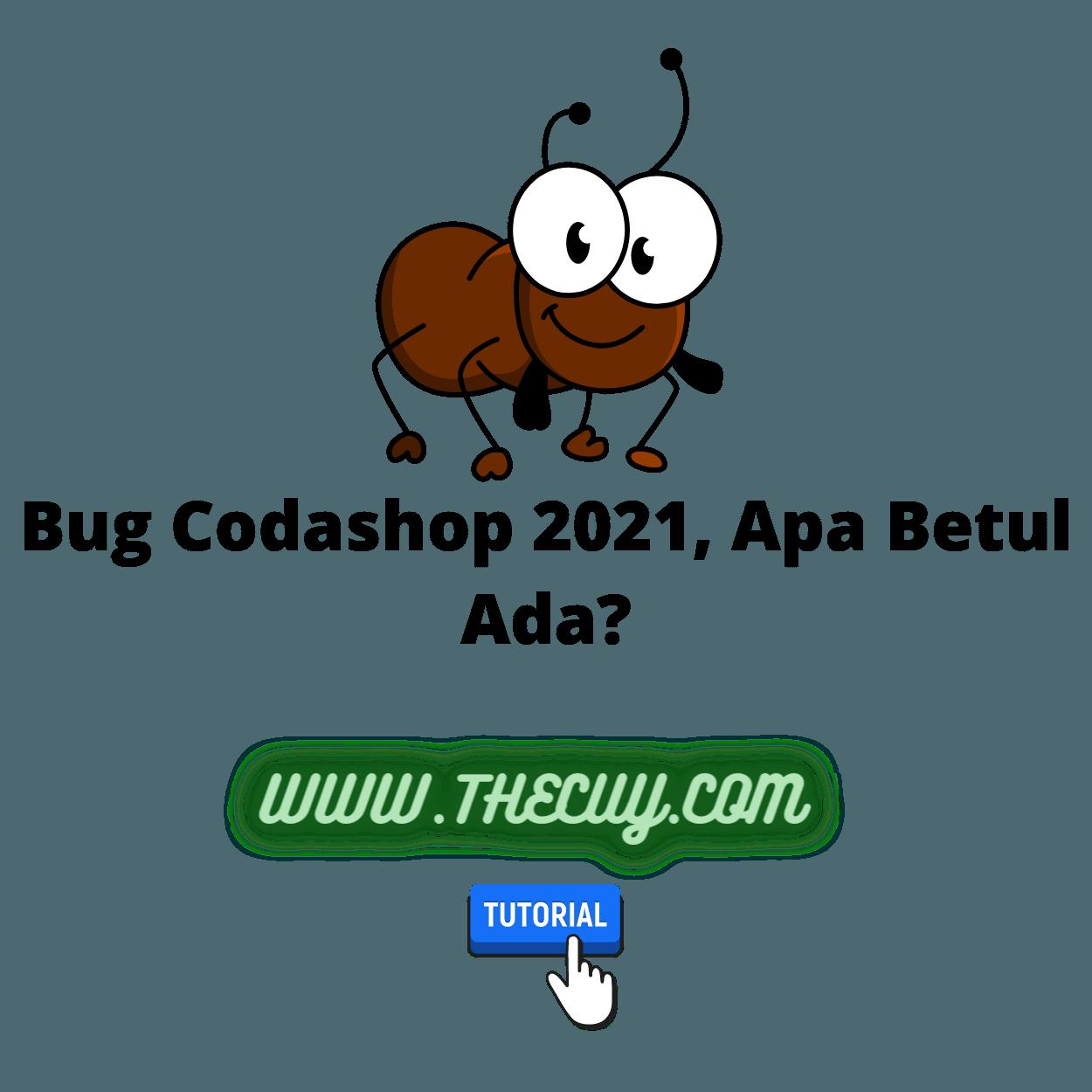 Bug Codashop 2021, Apa Betul Ada?