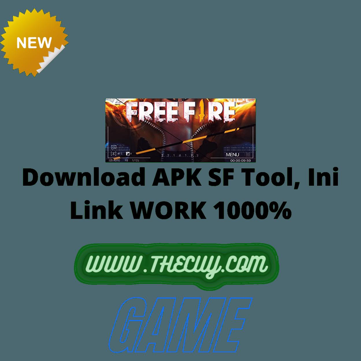 Download APK SF Tool, Ini Link WORK 1000%